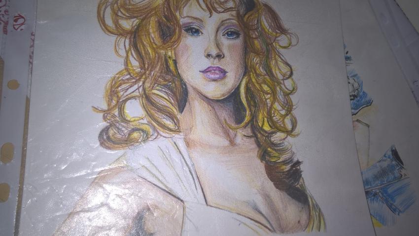 Christina Aguilera par Aurooree